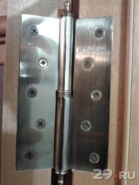 качественный монтаж входной двери