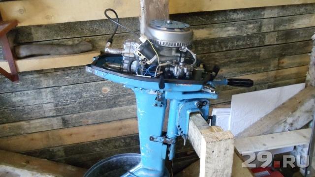 лодочный мотор selva izmir 8