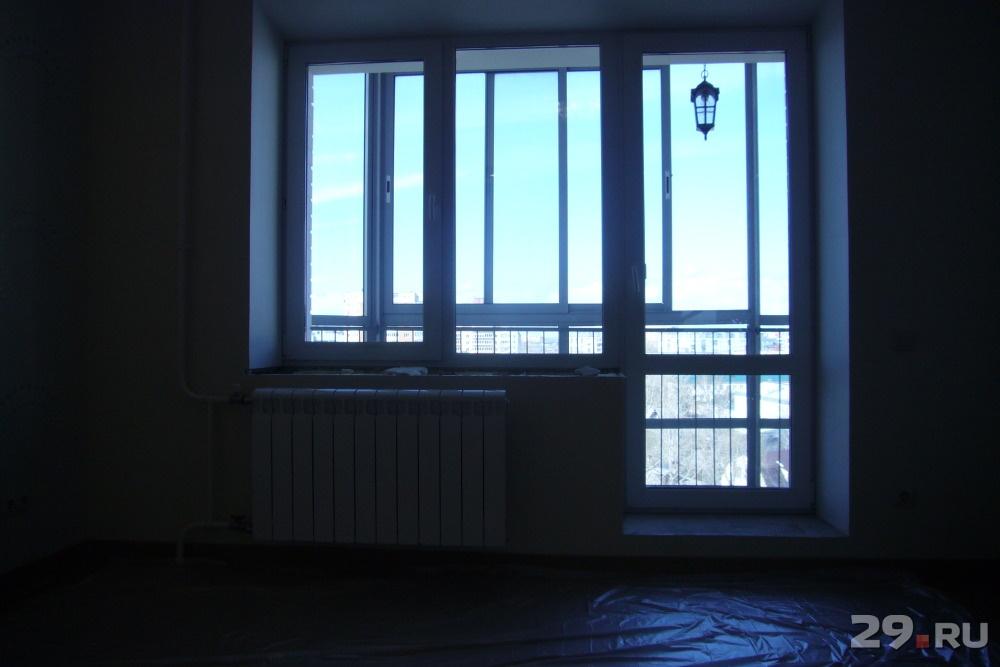 Окно пвх с балконной дверью б/у. цена - 5000.00 руб., арханг.