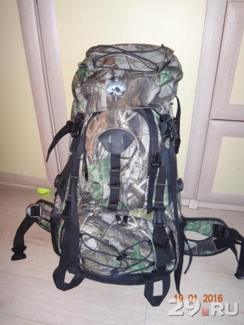 рюкзаки для охоты и рыбалки архангельск