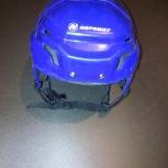 Продам хоккейный шлем и защиту детские, Архангельск