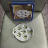Тарелка для яиц (на шесть штук), Архангельск