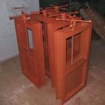 Затвор поверхностный лотковый ПЛ 800-1000(Э, Р), Архангельск
