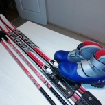 лыжи и лыжные ботинки, Архангельск