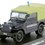 Полицейские машины мира спец. выпуск 1 Fiat Campagnola 1959, Архангельск