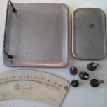 Отдельные части от торговых циферблатных настольн.весов внц 1972 г.в, Архангельск