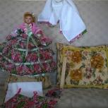 Кукла на чайник, сделана своими руками, Архангельск