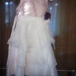 Продам нарядное платье на девочку, Архангельск