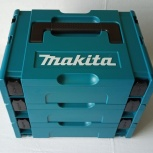 Кейс Makita Makpac Type1 (3 шт), Архангельск