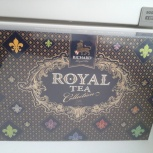 Набор Чая RICHARD ROYAL Collection в подарок-большая,красочная коробка, Архангельск
