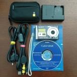 Цифровую фотокамеру Sony Cyber-shot DSC-W80, Архангельск