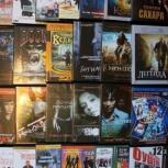DVD -диски с фильмами,мультфильмами, Архангельск
