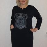 Платье трикотажное Патрисия, Архангельск