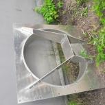 Обечайки вентиляторные алюминиевые, Архангельск