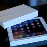 Продам Apple iPad Air 32Gb Wi-Fi + Cellular,с симкой,серебристый, Архангельск
