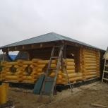 Строительство бань из бруса/бревна под ключ, Архангельск