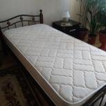 Продам односпальную кровать с матрасом Аскона, Архангельск