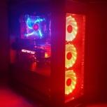 Продам мощный игровой системник. Процессор Intel Core i7-8700, Архангельск