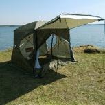 Палатка Куб 2,2  трансформ с откр стен  Уралзонт, Архангельск