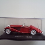 Автомобиль Mercedes Benz 540K 1936, Архангельск