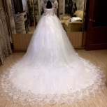Шикарное новое свадебное платье, Архангельск