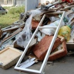 Вывоз строй мусора и хлама на свалку ТБО., Архангельск