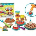 Ягодные тарталетки набор для лепки Play-Doh от Hasbro, Архангельск