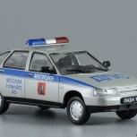 Автомобиль на службе №10 Ваз-2112 дпс, Архангельск