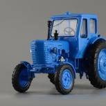 Коллекционная модель трактор МТЗ-50, Архангельск