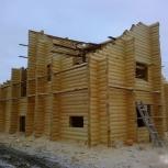 Строительство домов, бань, Архангельск