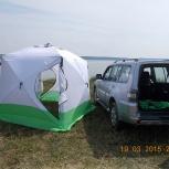 Палатка Куб 2,5х2,5х2,3, 3-х слойна, Архангельск