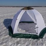 Палатка зимняя ПЗ 6-4   4-х местная, Архангельск