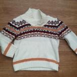 Gloria jeans 12-18 мес. 86см. тёплый свитер для мальчика, Архангельск