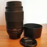 Объектив Nikon 55-300mm f/4.5-5.6G ED VR AF-S DX Nikkor, Архангельск