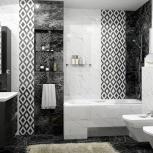Качественный ремонт ванной комнаты под ключ, Архангельск