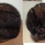 Продам шапку женскую из натуральной норки, Архангельск