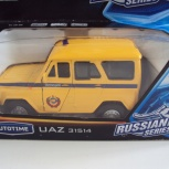 Автормобиль Уаз 31514 Милиция, Архангельск