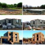 Строительство домов коттеджей, Архангельск