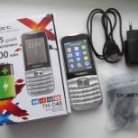 Телефон Texet  TM- D45, Архангельск