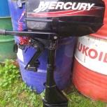 лодочный мотор MERCURY 2.5, Архангельск