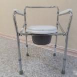 Кресло санитарное.Кресло стул туалет, Архангельск