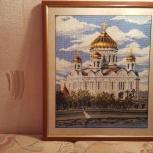 """Картина """"Храм"""", Архангельск"""