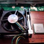 Процессор Celeron 1.7 Ггц с родным Intel куллером, Архангельск