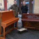 Перевозка пианино, Архангельск