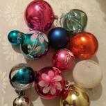 Новогодние игрушки шары, Архангельск
