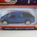 Автомобиль FORD F-150 RAPTOR Технопарк, Архангельск