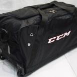 Спортивная сумка хоккейный баул на колесах ccm bauer. Доставка, Архангельск