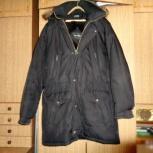 Мужская зимняя куртка, Архангельск