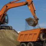 Песок земля кора шлак строймусор плиты блоки сваи, Архангельск