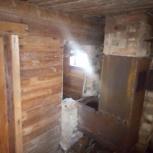 Баня хорошая срубил дерева, Архангельск